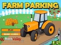 Гра Парковка трактора на фермі 560240aeb01ac