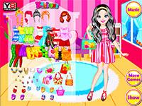 c830c384f88703 Гра Магазин жіночого одягу. Гра Мама йде за покупками