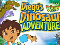 Гра Дієго з динозаврами d7bf7118408ae