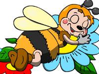 картинки бджілки для дітей