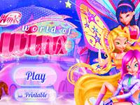 Грати в гру принцеси винкс